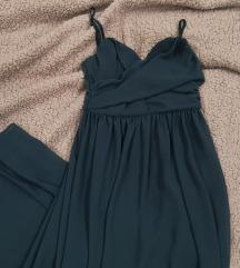 Zöld csinos ruha
