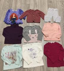 98/104 kislány csomag