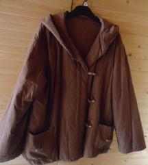 Csau színű könnyű női kabát