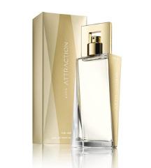 Új Avon parfüm Attraction for her