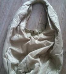 rosegold pakolós nagy táska