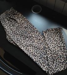 Új Calzedonia leopárd mintás leggings S
