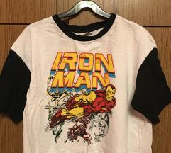 Iron Man croptop
