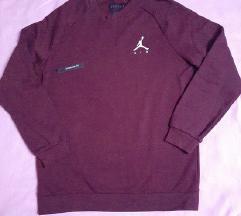 Jordan burgundy pulcsi (címkés)