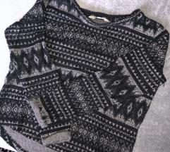 H&M csinos kötött pulcsi ⛄️ Xxs-xs