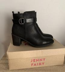 Jenny Fairy CCC magassarkú csizma