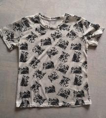 Macskás póló