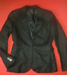 Mango Suit fekete blézer