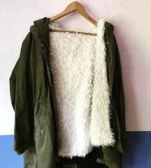 Kabát szőrős