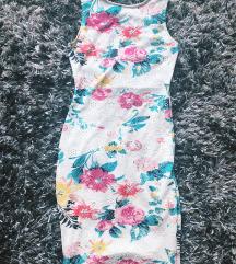New Yorker nyári virágos ruha L/40