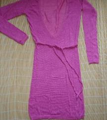 Gyönyörű pink csillogó Intimissi tunika ruha