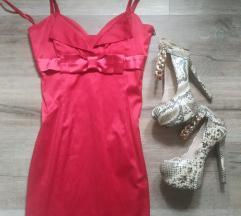 Piros ruha S-M