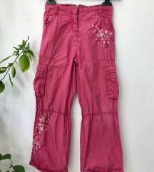 Gyermek ciklámen színű nadrág