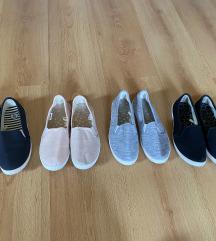 Eladó vászoncipők