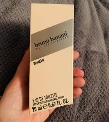 Új Bruno Banani parfüm