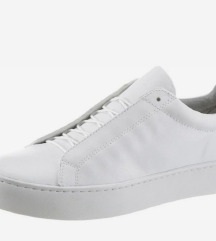 Vagabond white leather sneakers/38
