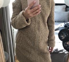 Báránybőr utánzatú kabát