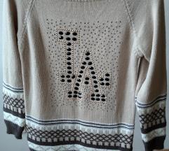 LA  kötött női pulóver eladó ÚJ