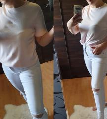 ÚJ!Púder színű póló