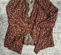 Retro stílusú kabátka