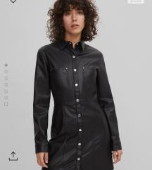 Új,címkés bőr ingruha