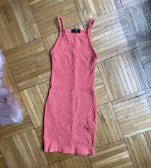 Bershka mini bodycon nyári ruha