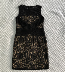 Csipkés szexi alkalmi elegáns ruha