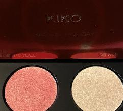 Kiko pirosító&highlighter duo