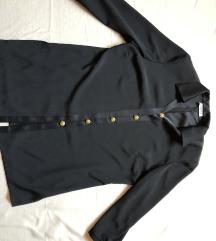 Cavita fekete női felső ing blúz