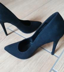 Fekete Ellie Goulding magassarkú cipő