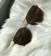 rosegold napszemüveg // H&M