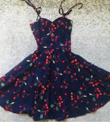 AKCIÓ!! Cseresznyés álom ruha