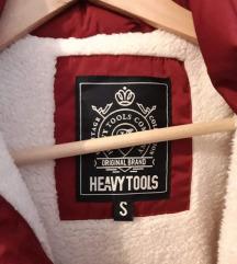 Heavy tools női téli kabát