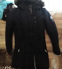 Fekete sport kabát