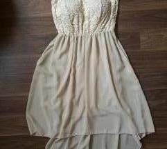 Aszimmetrikus pezsgő ruha
