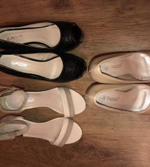 35/36-os magassarkú cipők