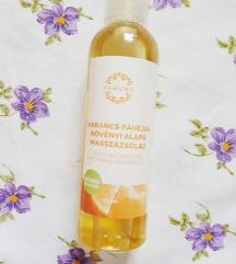 Narancsos-fahéjas masszázsolaj