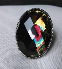 Pávatollas gyűrű