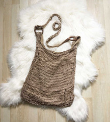 Bershka hálós táska