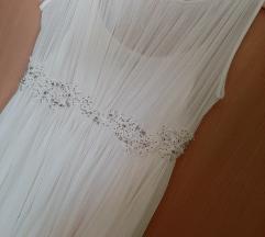 Álomszép tüllös fehér ruha