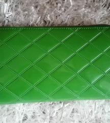 ÚJ! Zöld pénztárca