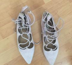 Púderrózsaszín balerina H&M 38