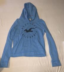 Kék Hollister pulóver