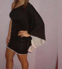 My77 fekete ruha