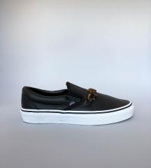 VANS Classic Slip-On (Tort) black/true white, 37