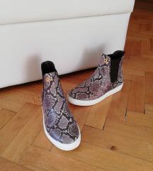Cango & Rinaldi bőr magasszárú sneaker