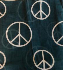 Peace strandkendő