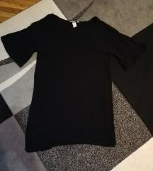 Fekete Oversize H&M ruha XS méret