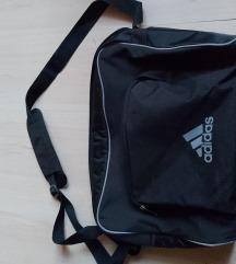 Fekete adidas oldaltáska