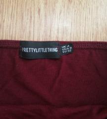 PrettyLittleThing miniruha - PK az árban